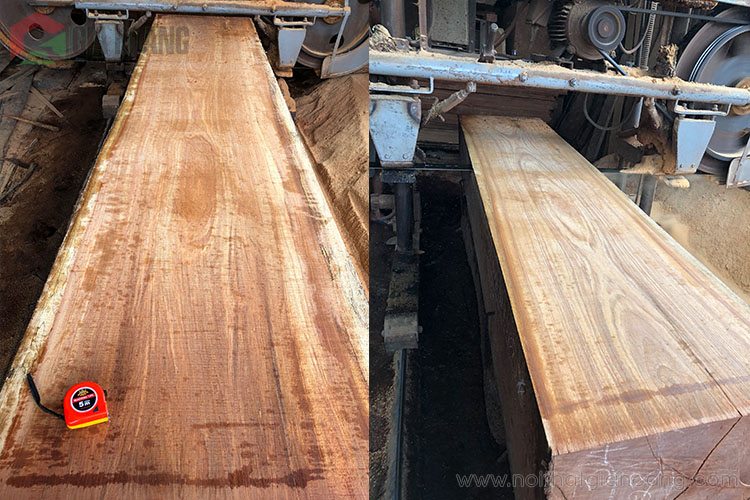 Quy trình chế biến gỗ đạt chuẩn giữ nguyên đặc tính gỗ