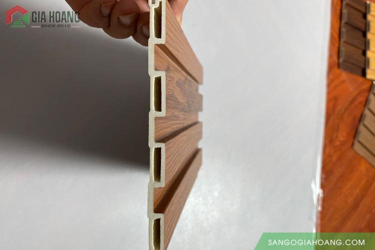 Cấu tạo của lam sóng Kosmos nhựa PVC