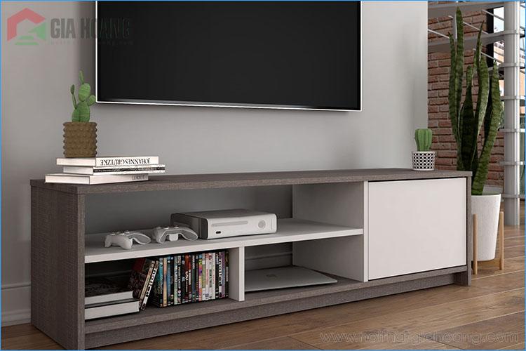 Diễn đàn rao vặt: Làm thế nào để lựa chọn kệ tivi phù hợp cho phòng khách? Mau-ke-tivi-go-2