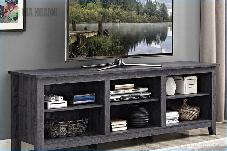 Diễn đàn rao vặt: Làm thế nào để lựa chọn kệ tivi phù hợp cho phòng khách? Mau-ke-tivi-go-6