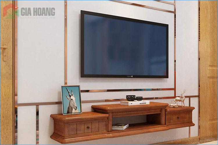 Diễn đàn rao vặt: Làm thế nào để lựa chọn kệ tivi phù hợp cho phòng khách? Mau-ke-tivi-go-8