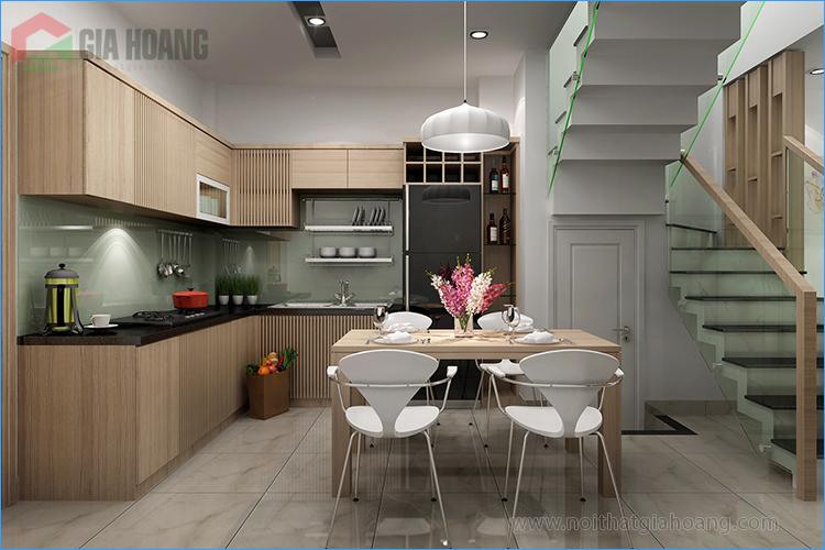 Lợi thế gia công thiết kế nội thất