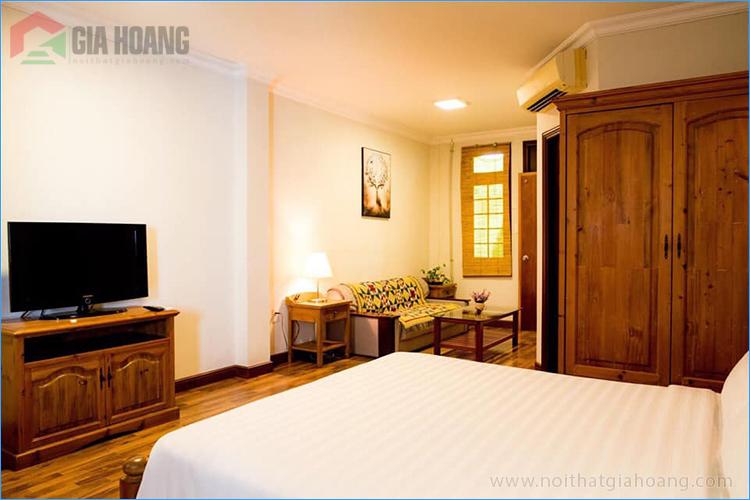 Nội thất cao cấp gỗ tự nhiên - Gia Hoàng.,Ltd