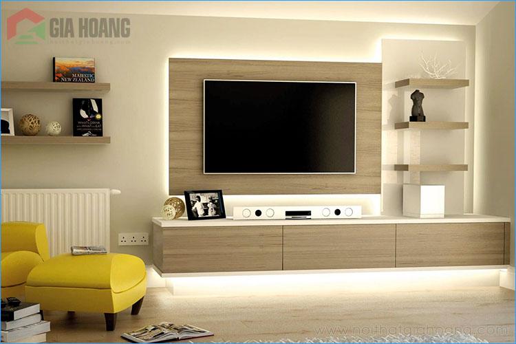 Diễn đàn rao vặt: Làm thế nào để lựa chọn kệ tivi phù hợp cho phòng khách? Noi-that-ke-tivi-go-4