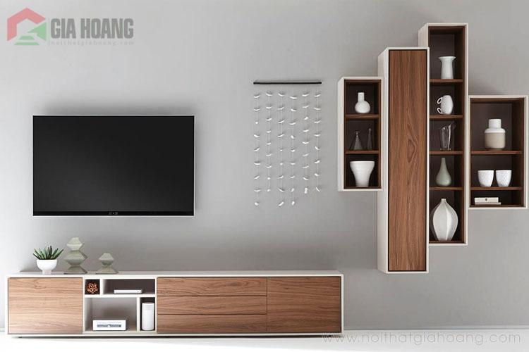Diễn đàn rao vặt: Làm thế nào để lựa chọn kệ tivi phù hợp cho phòng khách? Noi-that-ke-tivi-go-5