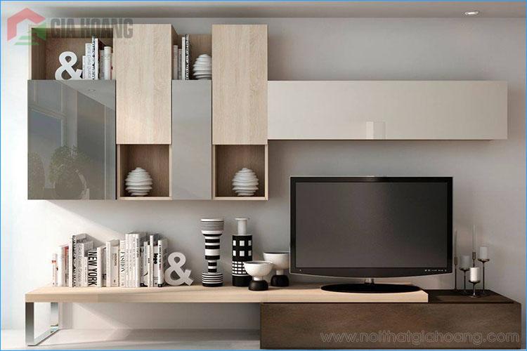 Diễn đàn rao vặt: Làm thế nào để lựa chọn kệ tivi phù hợp cho phòng khách? Noi-that-ke-tivi-go-6