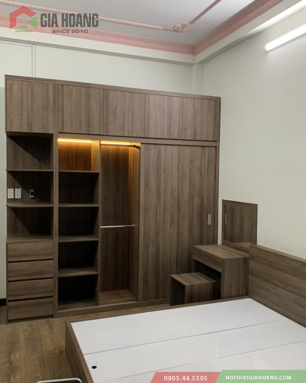 Thiết kế nội thất tối ưu cho phòng ngủ
