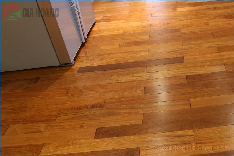 Sàn gỗ Căm Xe - Sàn gỗ Gia Hoàng