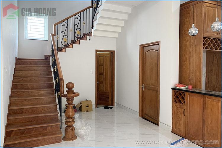 Trọn bộ nội thất gỗ Gõ Đỏ cao cấp