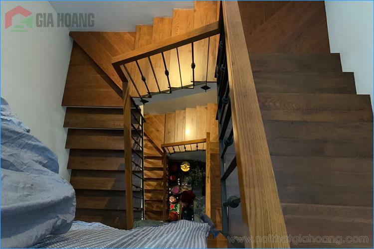 Nội thất gỗ tự nhiên khoát màu mới với công nghệ sơn phủ phối