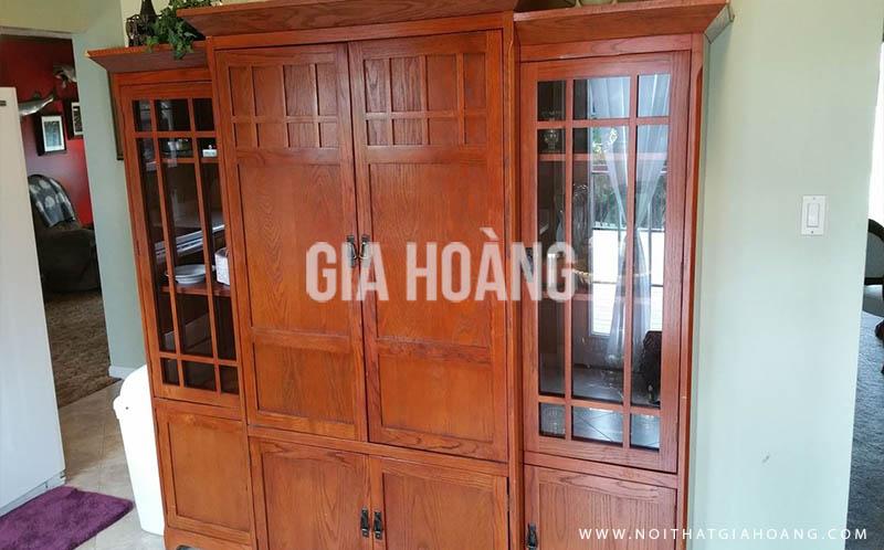 Tủ gỗ Gõ Đỏ