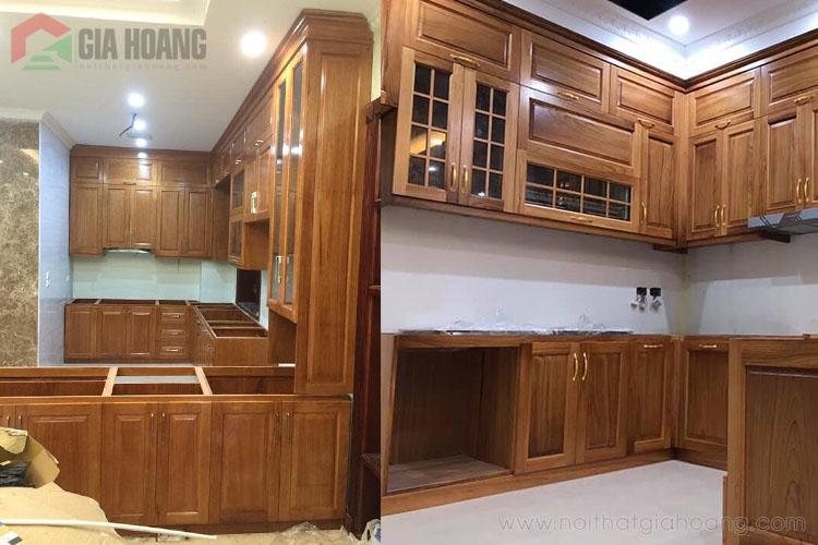Trọn bộ nội thất gỗ Gõ Đỏ sang trọng