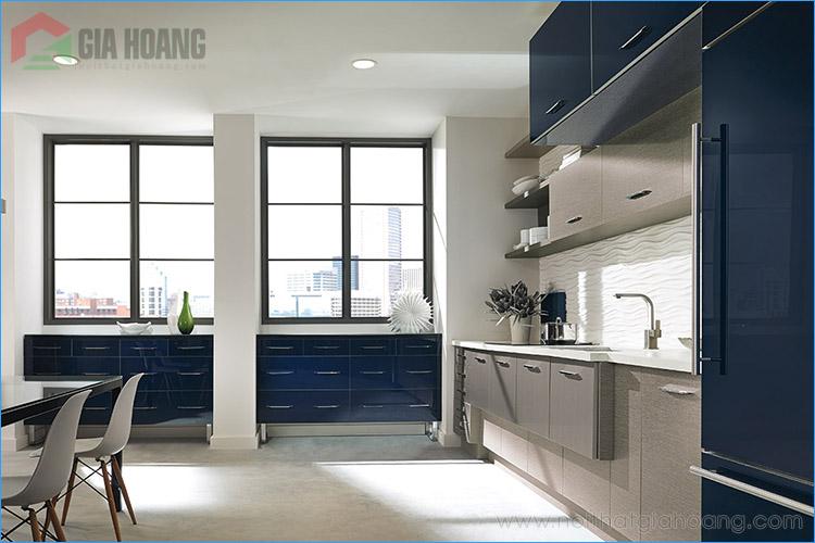 Diễn đàn rao vặt: Lựa chọn tủ bếp gỗ công nghiệp phù hợp với không gian gia đình Tu-bep-go-cong-nghiep-phu-hop-khong-gian-1