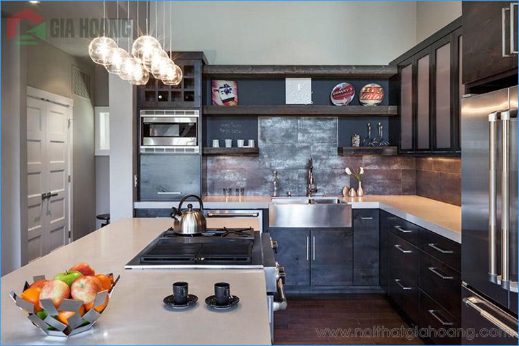 Diễn đàn rao vặt: Lựa chọn tủ bếp gỗ công nghiệp phù hợp với không gian gia đình Tu-bep-go-cong-nghiep-phu-hop-khong-gian-3