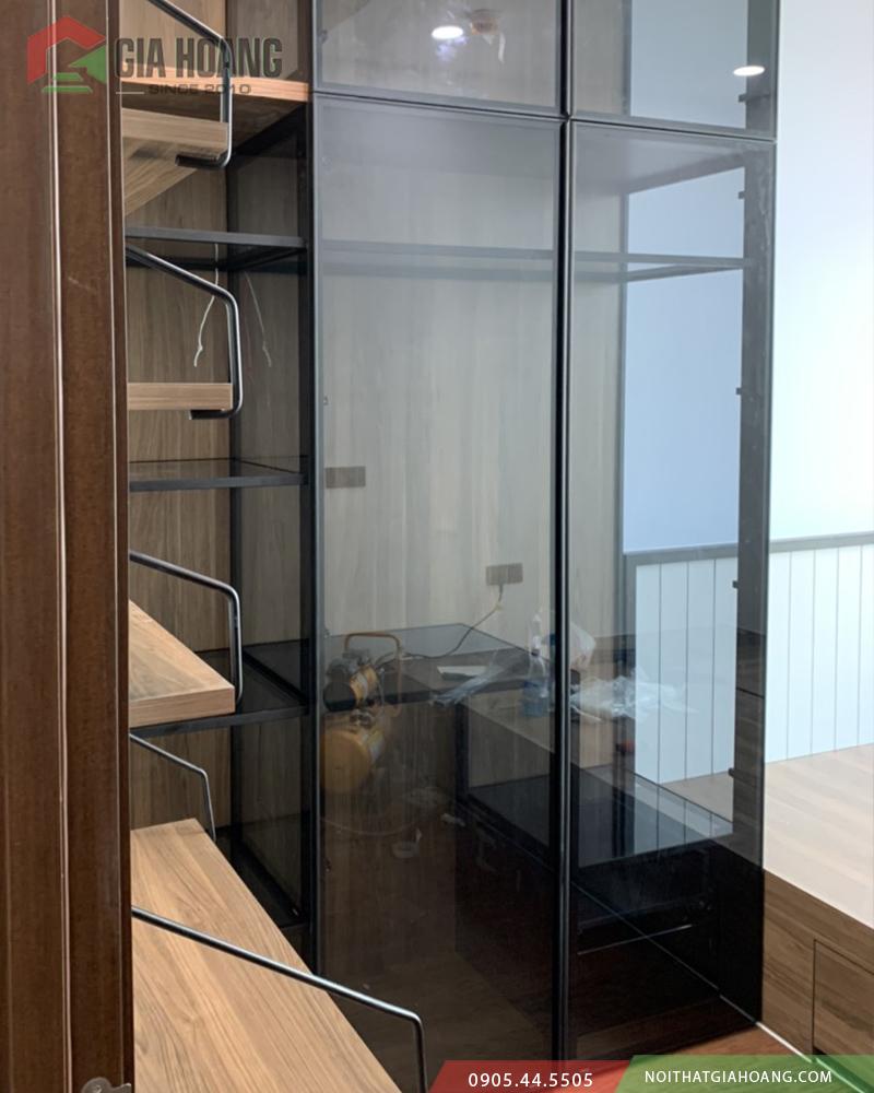 Cánh kính vật liệu nội thất thông minh đa dụng - Nội thất Gia Hoàng